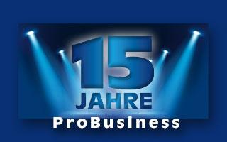 Pro Business Mitgliedsfirmen